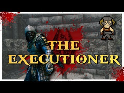 The Executioner :: 2019 Skyrim Modded Character Build