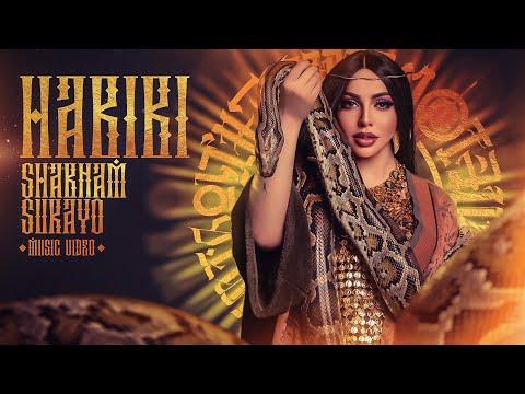Shabnam Surayo - Habibi ( Official Music Video 2021 )
