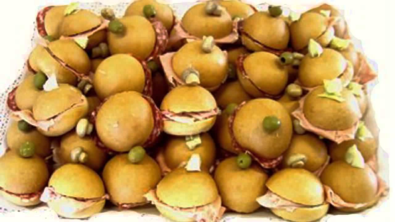Super anti pasti Menù Per Feste di Compleanno e Cerimonie ׃ Buffet  YI93