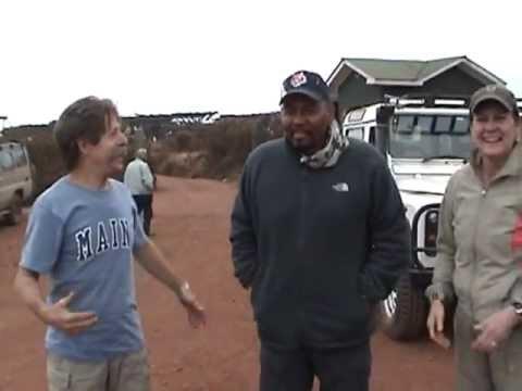 Ngorongoro Conservation Area Africa With Arron Neville