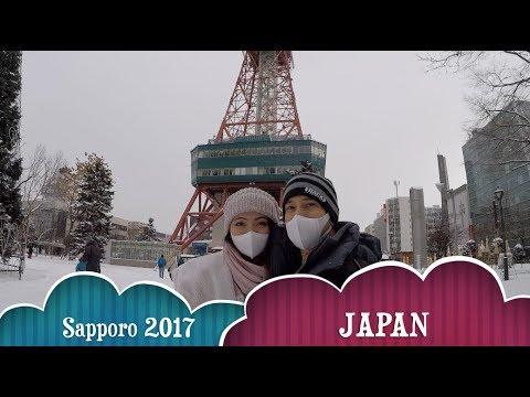 Sapporo Trip Dec. 2017 - Jan. 2018