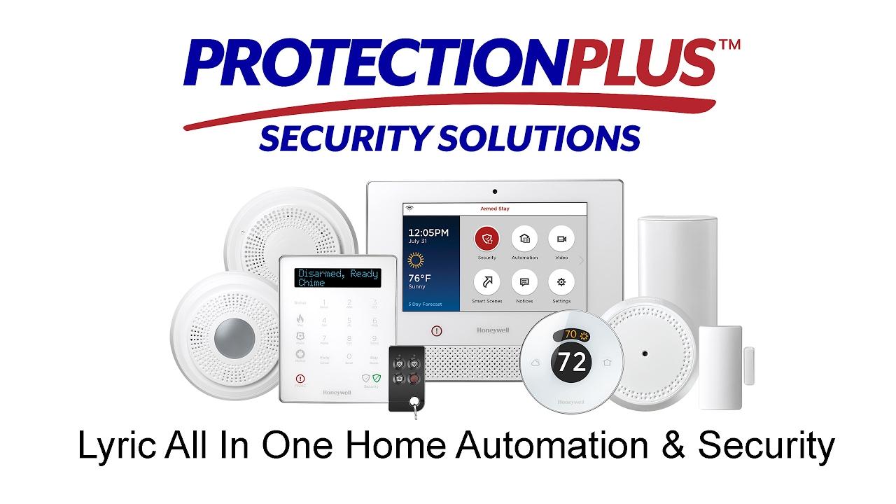 Honeywell Lyric Alarm & Home Automation Toronto | Protection