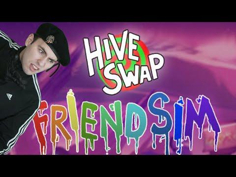 Homestuck Hiveswap Friendsim Let's Play 5 - Volume 6 & 7 | Walkthrough Playthrough Gameplay Reaction