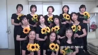 2013年6月27日 NHK100万人の花は咲くプロジェクトに参加しまし...