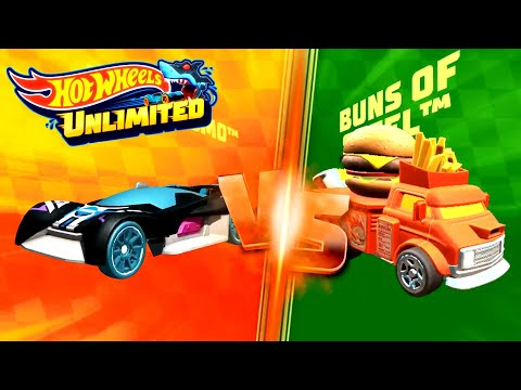 Hot Wheels Unlimited EPIC Racing Update Ep 62 |