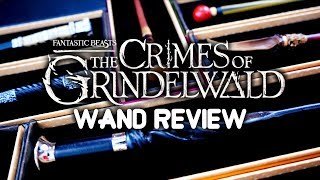 All the new New Fantastic Beast 2 Wand review , the good the bad an...
