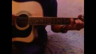 Лунная соната. На гитаре.3gp