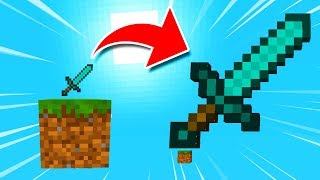 THE LARGEST WEAPONS IN MINECRAFT! *OVERPOWERED*