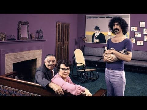 Frank Zappa & The Byrds Military Ties