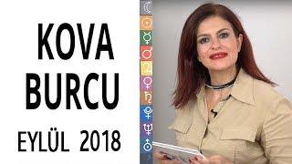 Kova Burcu Eylül 2018 Astroloji