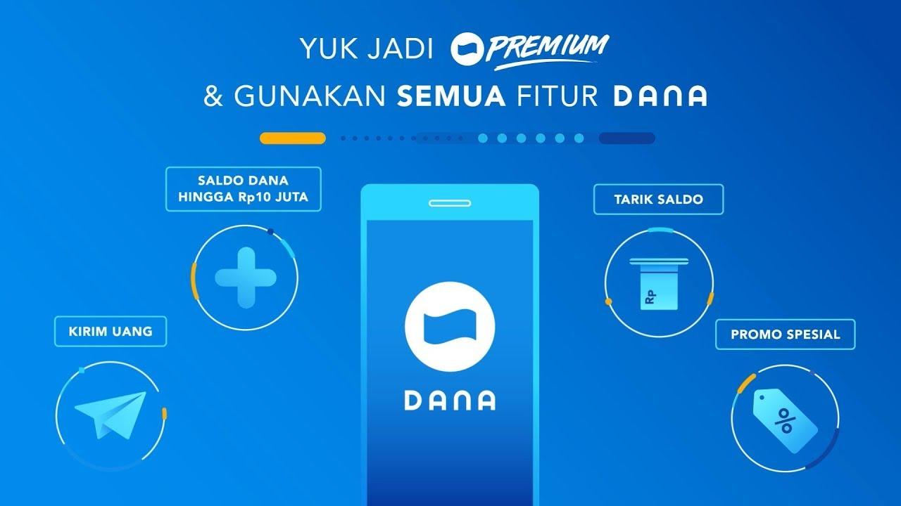 Ayo Upgrade Jadi Akun Dana Premium Youtube