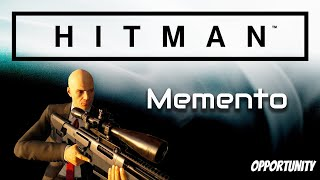 Hitman | Memento | Sapienza Opportunity | Xbox One