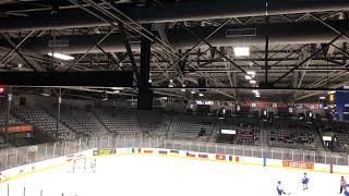 Jr. Kings vs. Jr. Flyers - Quebec Peewee Tournament