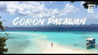 Kinh Nghiệm Du Lịch Đảo Coron Palawan Philippines : Những Điều Nên Biết Trước Khi Đi