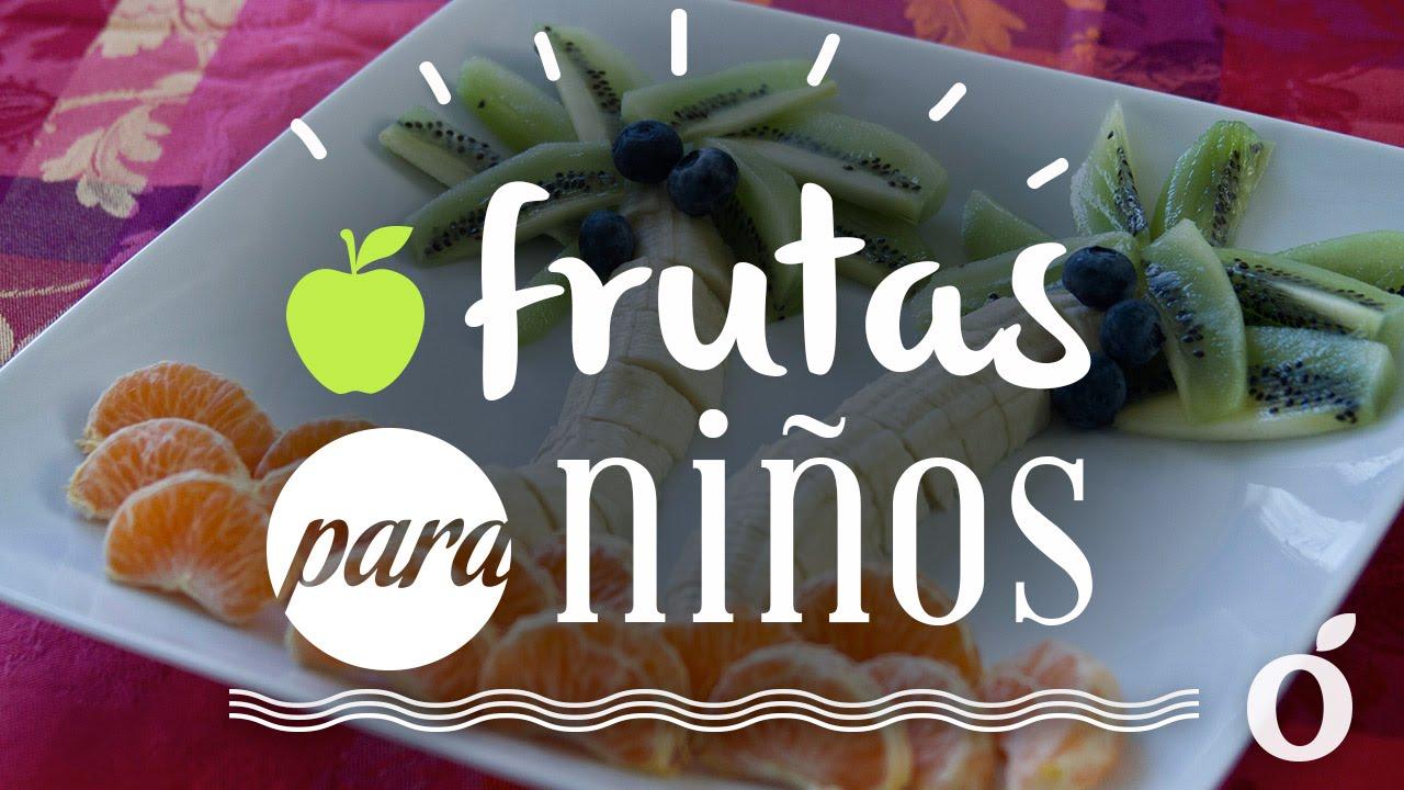 Fruta para ni os youtube for Como secar frutas para decoracion