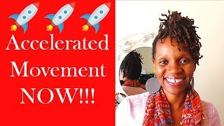 PROPHETIC WORD | 9 September 2019 | Accelerated Movement!!!
