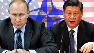 Украина и Тайвань! Китай и Россия - ночной кошмар для Байдена