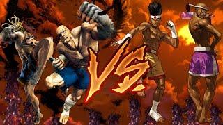 Video Mugen Joe And Hwa VS Adon And Sagat (Street Fighter VS King Of Fighter) download MP3, 3GP, MP4, WEBM, AVI, FLV November 2017