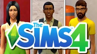 LGR - The Sims 4 Gameplay & Info From Gamescom 2013