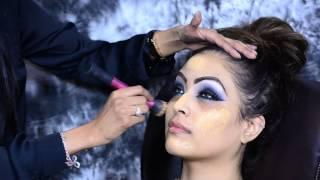 Asian Walima Bridal Look