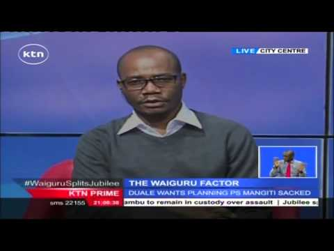 The Waiguru Factor: Cabinet Secretary Ann Waiguru should step aside