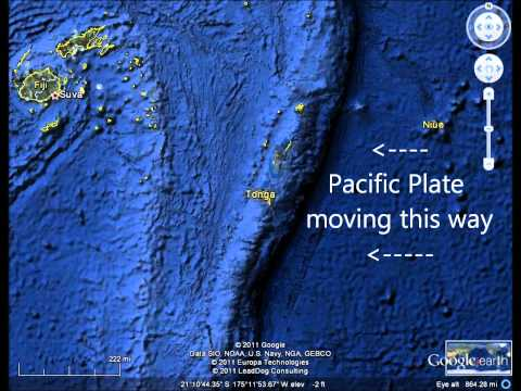 Tongan Island Geology.wmv