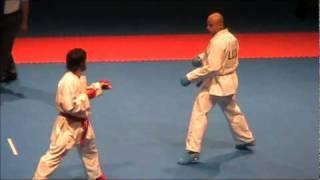 Kumite -75kg: RAFAEL AGHAYEV vs LUX - 46th EKF European Karate Championships