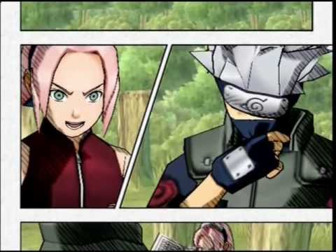 Naruto Ultimate Ninja - Parte 2 - Sakura Haruno Saga - Español