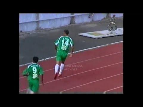 اتحاد البليدة (هدف شلالي الرائع في مرمى شبيبة القبائل 2007) USM Blida