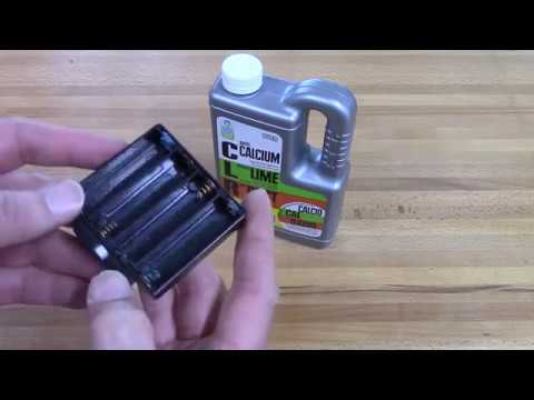 Restore Corroded Battery Terminals - Revive Dead Electronics