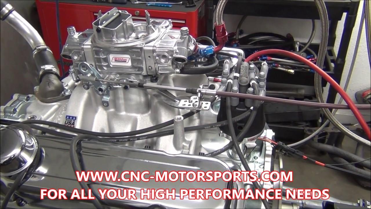 461 PONTIAC STROKER TORQUE MONSTER BY CNC-MOTORSPORTS