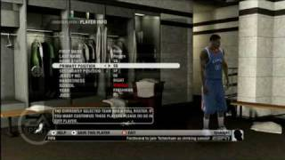 NCAA Basketball 09: Dynasty Mode, Rival Challenge