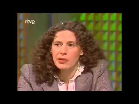 MANUELA CARMENA joven Entrevista en 1981