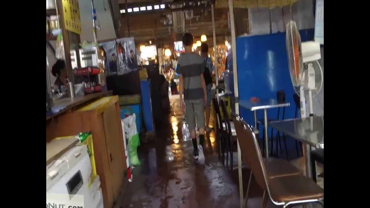 Seoul Noryangjin Fish Market 2013 Part 2