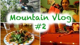 Mountain Vlog #2 Thumbnail