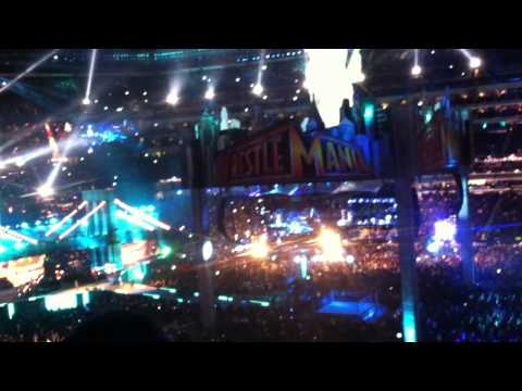 Diddy and Skylar Grey - Coming Home (Live at Wrestlemania 29)