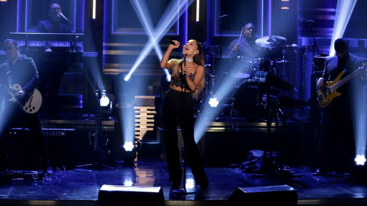 Bomb Explodes During Ariana Grande Concert Full Of Young