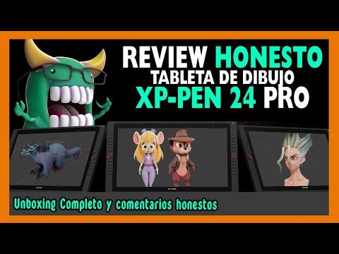💻 Review y Opinion Honesta de XP-PEN 24 Pro   En Español   Magnaomega