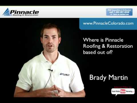 Pinnicale Roofing Colorado Based in Parker & Denver Metro