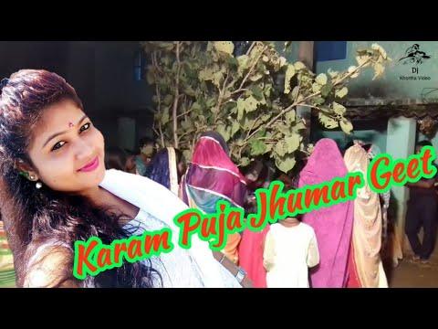 Karam puja jhumar video song    Karam puja jhumur lok geet    DJ KHORTHA VIDEO