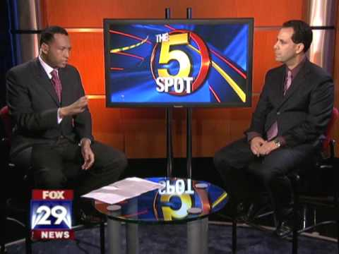 Fox 29 Phila. 5 Spot Interview with Attorney Rocco Cipparone, Jr. - Is Vigilante Justice Justifiable