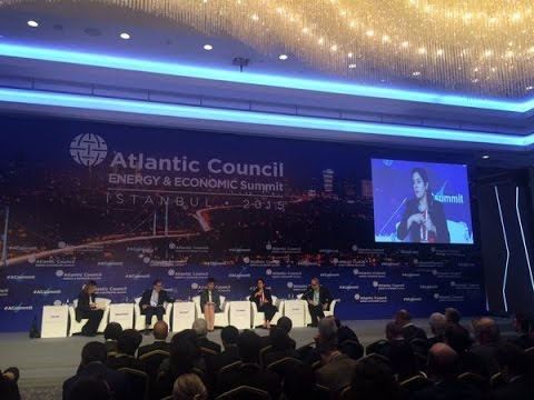 Iranian Energy Sector Challenges; Atlantic Council Energy and Economic Summit, Istanbul