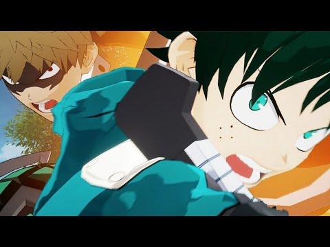 My Hero One's Justice - Deku vs Bakugo Gameplay