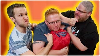 MCJUGGERNUGGETS & KIDBEHINDACAMERA KICKED ME OUT OF THE HOUSE!