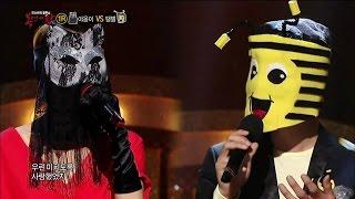 【TVPP】Sungjae(BTOB) - The Man, The Woman, 성재(비투비) - 그 남자 그 여자 @ King of Masked Singer