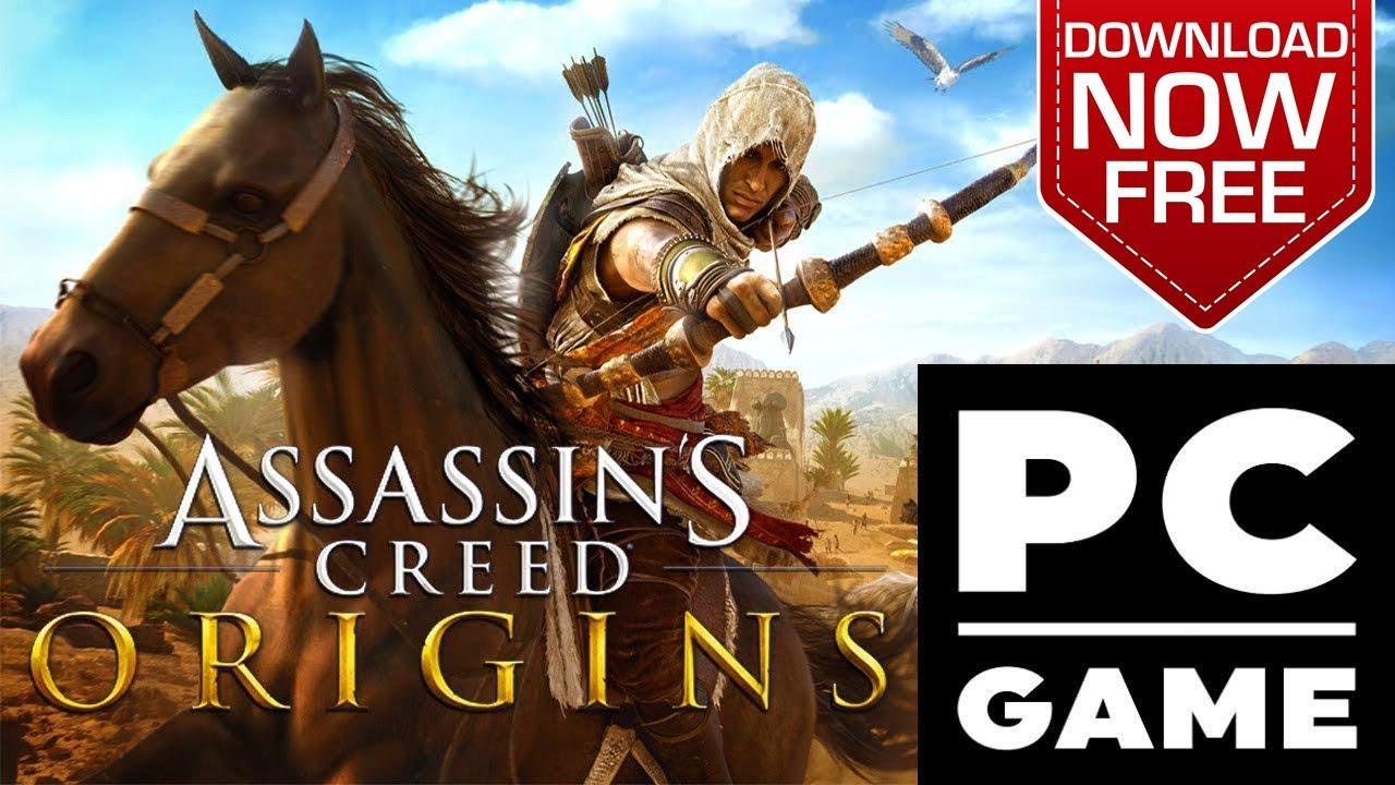 assassins creed origins download for laptop