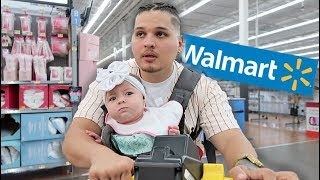 Single Father Goes To Walmart! *CUTE AF*