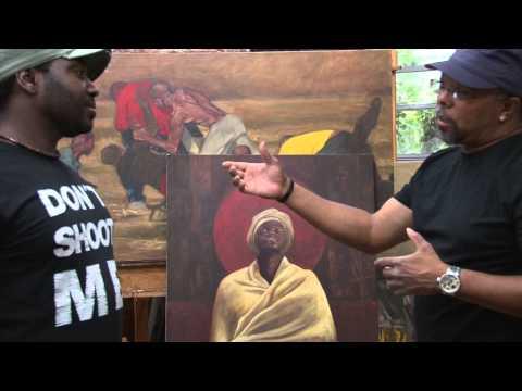 Conversations Episode 1 - Alrick Brown and Alonzo Adams - Plainfield , NJ