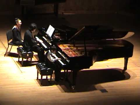 Tony Yike Yang (10) Mozart concerto no.23 (KV488) 1st movement at the Canadian Music competition