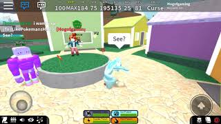 Trolling People With My Alt Account (Roblox Monsters of Etheria)